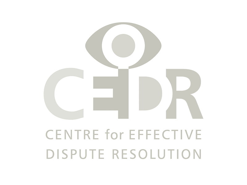 CEDR (Centre for Effective Dispute Resolution)